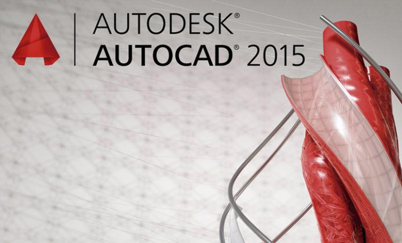 AUTOCAD 2015 2D Y 3D
